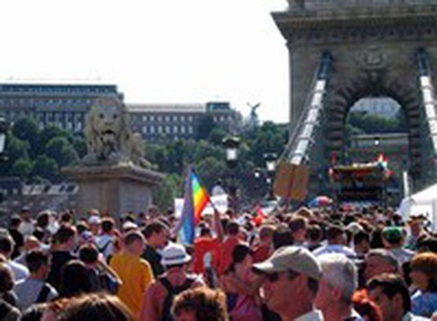 Image for L'Ungheria sotto l'arcobaleno