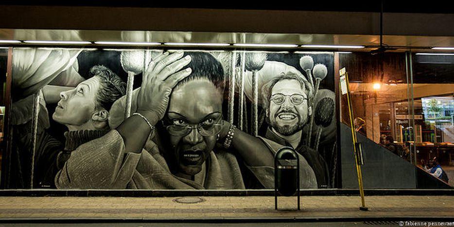 Image for Art urbain, plus que de simples graffitis