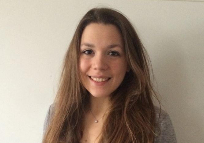 Image for Oksana, notre nouvelle chargée de projets