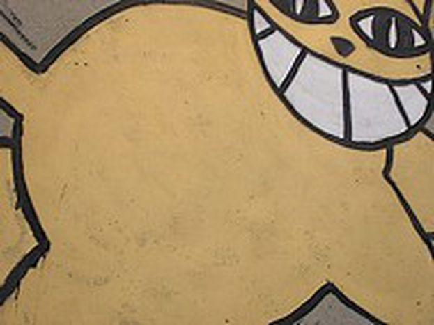 Image for Monsieur chat, de la gouttière au musée