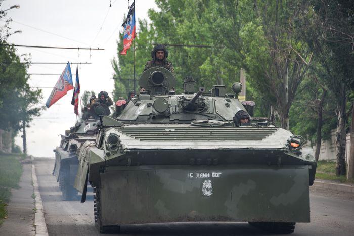 Image for La détresse oubliée du Donbass