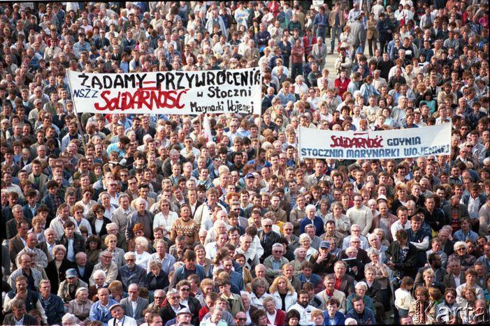 Image for Février 1989: naissance de la génération des enfants de la liberté