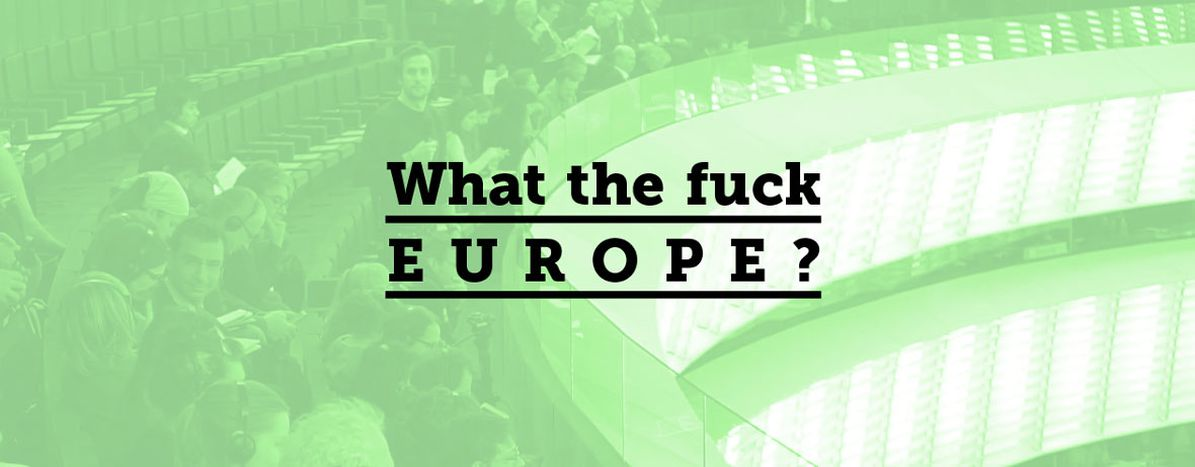 Image for What the fuck Europe : le prix Sakharov du Parlement européen