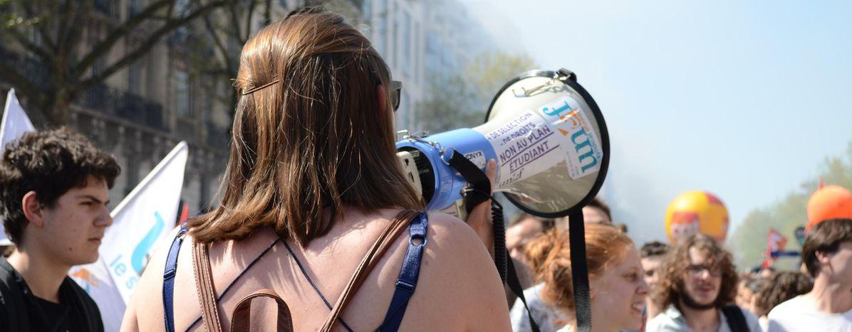 Image for Gli studenti si risvegliano, in Francia: un nuovo '68?