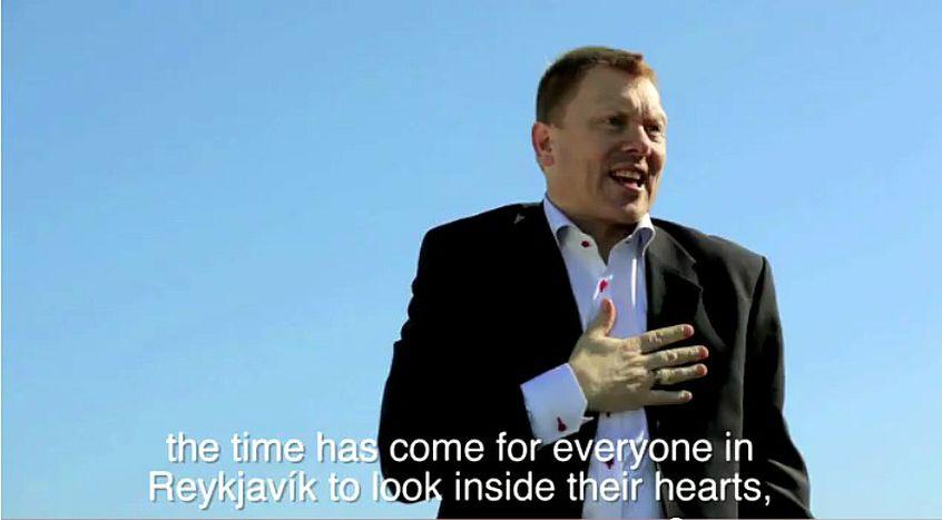 """Image for Il programma del """"Miglior Partito""""? «Fare di Reykjavik un posto in cui ci si sappia divertire»"""