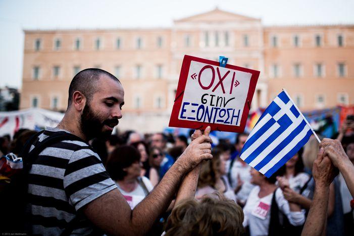 Image for Crisis griega: ¿De camino al'Grexit'?