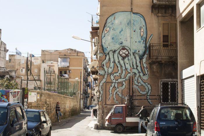 """Image for Il """"museo"""" tra le strade di Borgo Vecchio"""