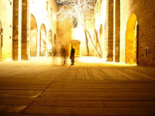 Image for Café Jerusalem, la magia di una notte allo Spasimo