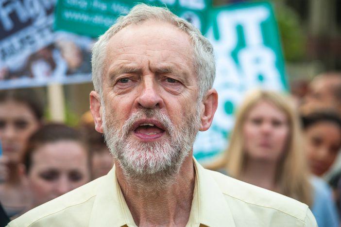 Image for Mais qui es-tu, Jeremy Corbyn ?
