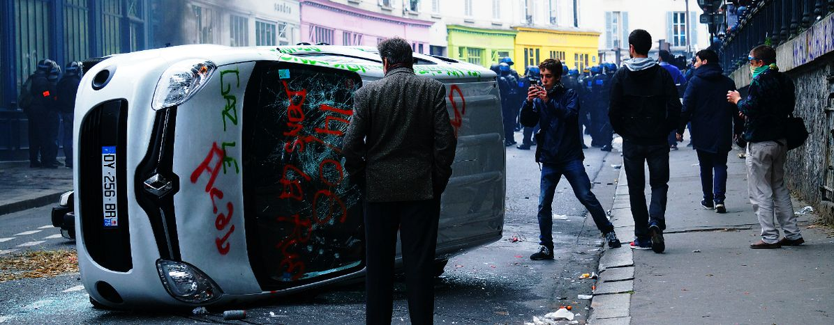 Image for Paris : le combat continue
