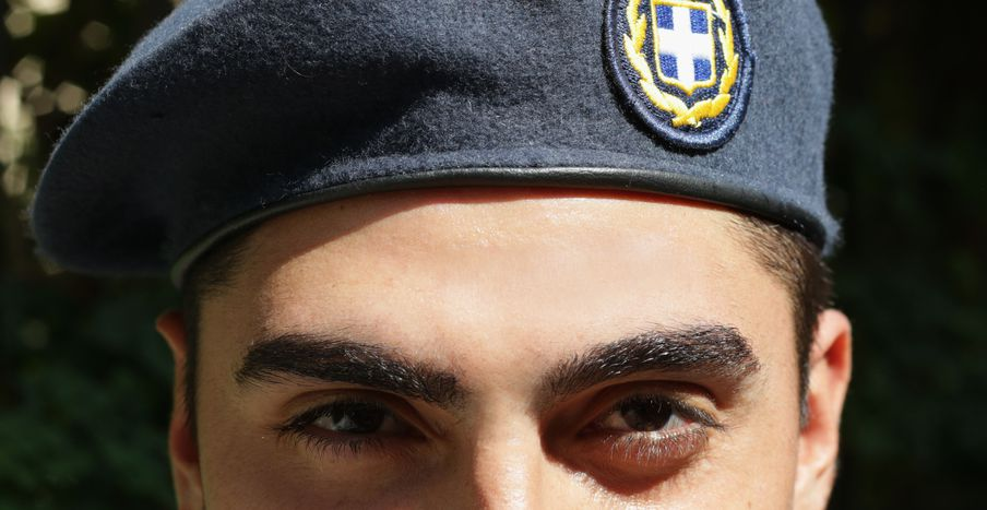 Image for Meet the Fantaros: Greece's soldiers of good fortune