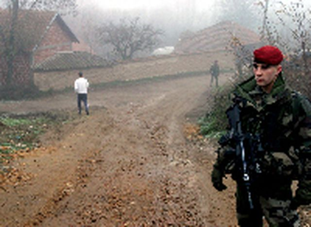 Image for L'interactivité au service des Serbes du Kosovo
