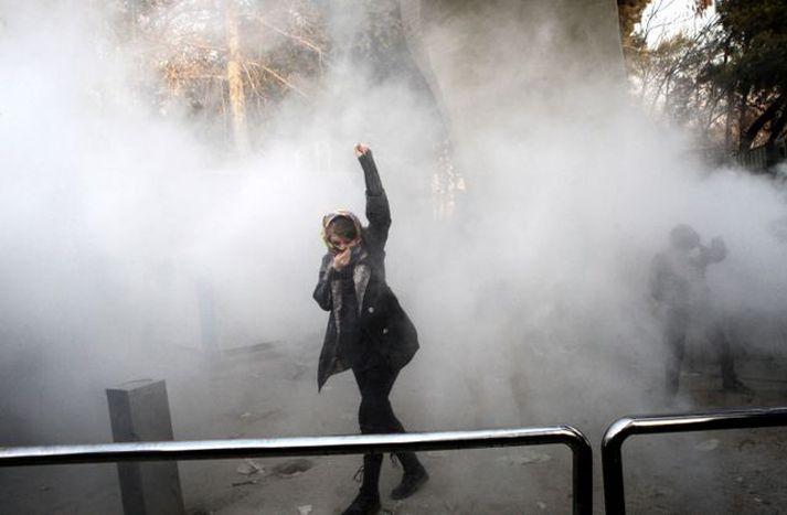 Image for Los iraníes se rebelan contra la dictadura