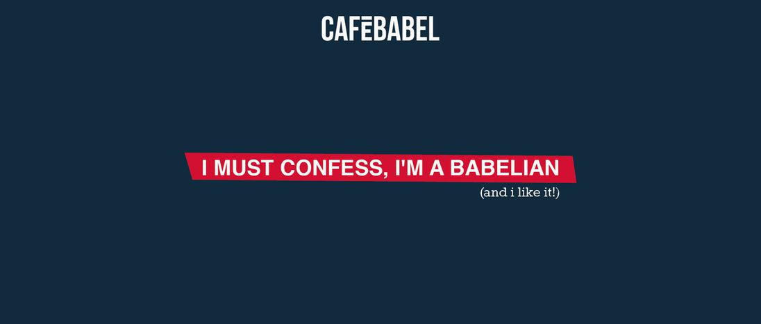 Image for Cafebabel's Editors get their tongues in a twist, and it's all for you...