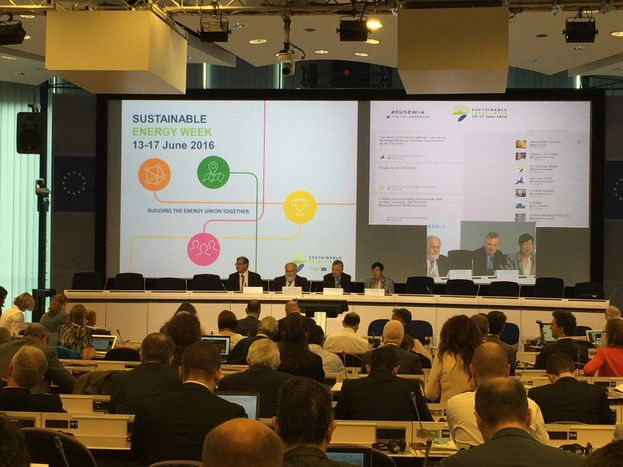 Image for Energy talks in Brussels: Putting consumers first