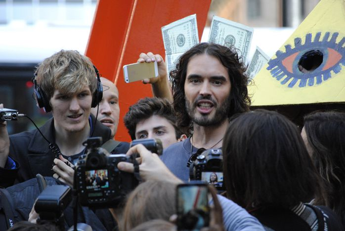 Image for Why We Need the Russell Brand Revolution