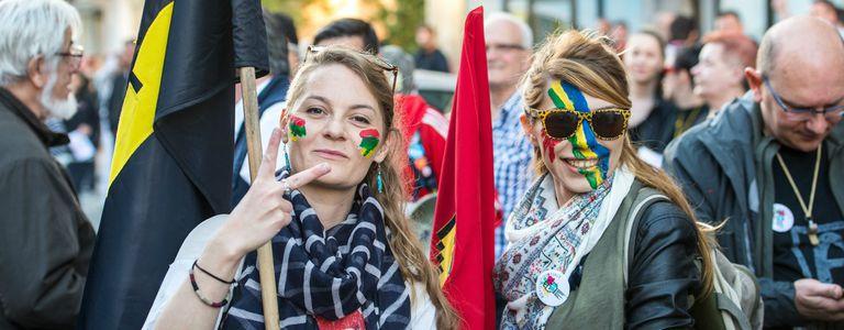 Image for Mazedonien: Bunte Revolution auf dem Balkan