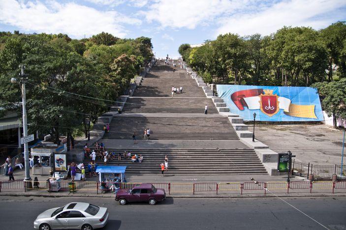 Image for Odessa is Ukraine's Real Battleground