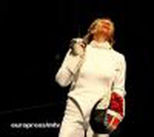 Image for Fencing - Mincza's bronze was the only medal