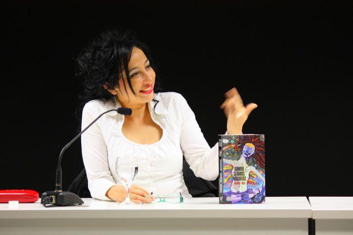 """Image for Eugenia Rico: """"Es macht mich stolz, wenn man mich eine Hexe nennt"""""""