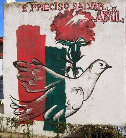 """Image for Portugals Nelkenrevolution: """"Für immer April"""""""