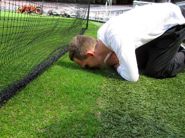 """Image for Fußball-WM 2010: Südafrikas """"Green Goal"""" im Kampf gegen den Klimawandel"""