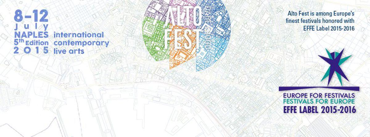 """Image for """"Dare luogo a una rigenerazione Urbana/Umana"""": Cafébabel Napoli diventa media partner di Alto Fest 2015"""