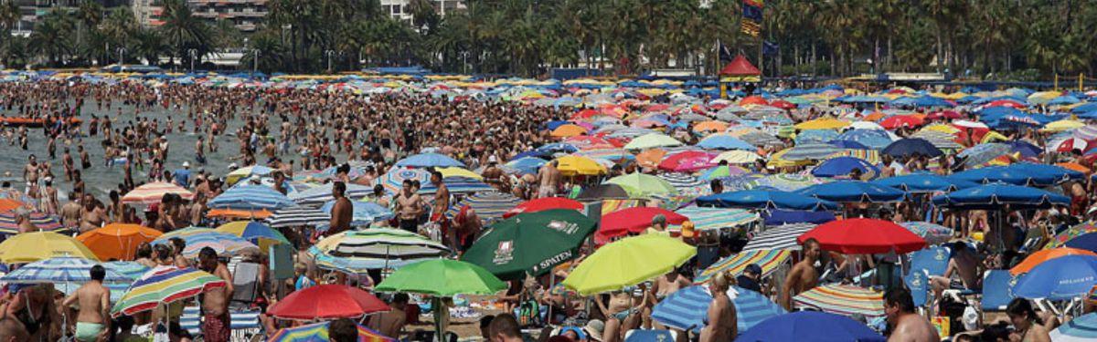 Image for Tourisme 2.0 en Espagne :au-delà des plages...