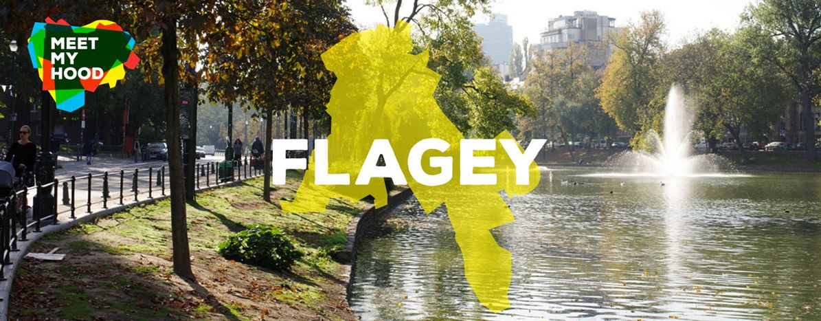 Image for Meet My Hood: Flagey, Bruselas