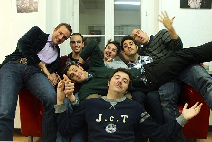 Image for Movember: dentro la redazione di Cafébabel