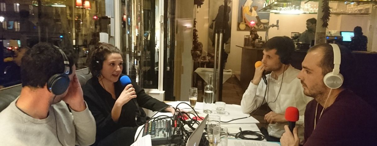 Image for Cabri, le podcast qui saute sur l'Europe