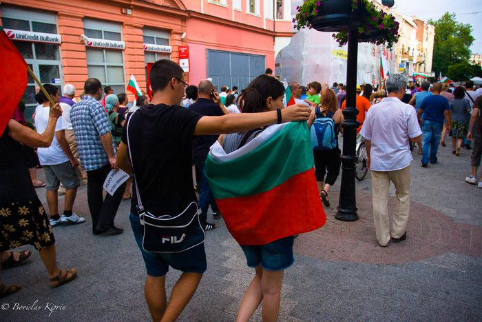Image for Spain can learn from Bulgaria's protesters
