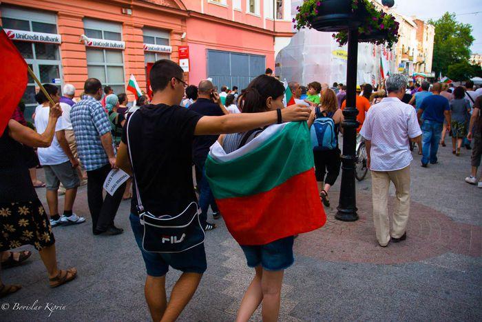 Image for Spagna e Bulgaria: una rivolta, due destini