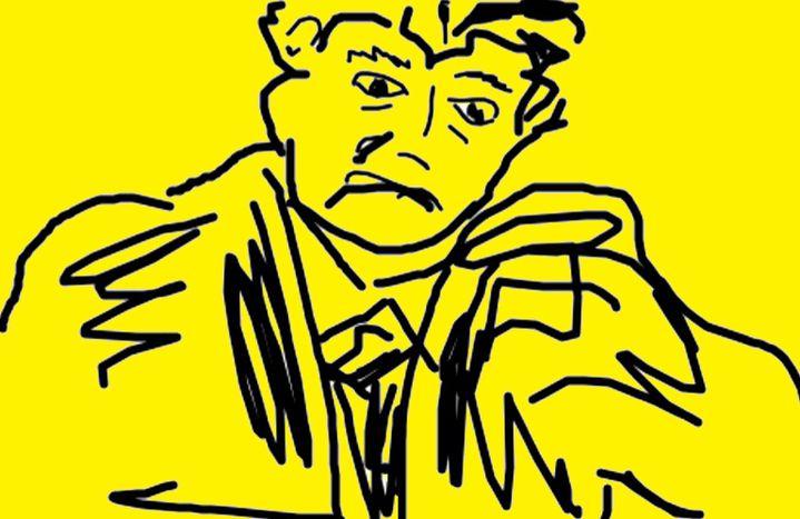Image for Radovan Karadzic w Hadze: uczciwy proces jest niemożliwy