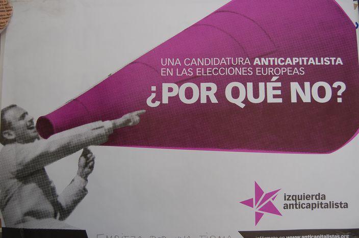 Image for Sevilla: Kuba, Kommunisten und Antikapitalisten stehen zur Wahl!