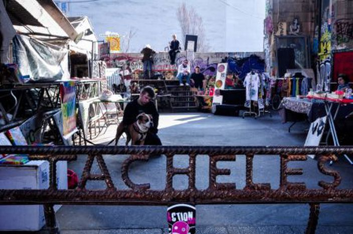 Image for Tacheles: artists vs. capitalism