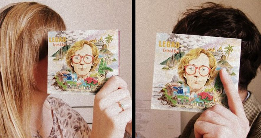 Image for Erlend Øye : Should I stay or should I Legao?