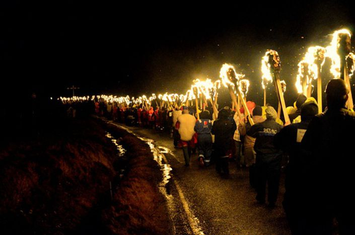 Image for Up Helly Aa: il festival vichingo delle isole Shetland