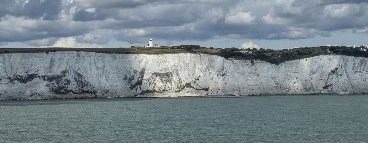 Image for 'Fortress Britannia' isn't just a slogan. It's costing lives