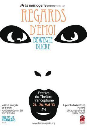 "Image for Bewegte Blicke auf dem Theaterfestival ""La Ménagerie"""