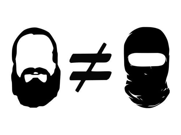 Image for Islam does not equal ISIS: Re-establishing the obvious