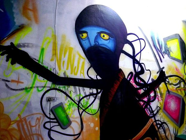 Image for Midia Ninja: el Mundial viste las calles