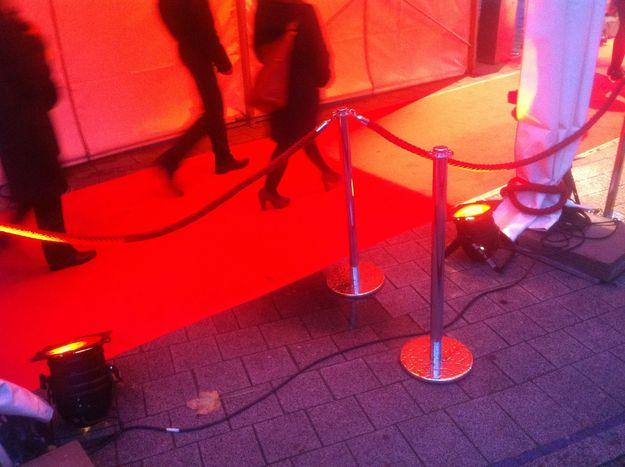 Image for Eröffnung Filmfest Hamburg 2012: Wet Red Carpet