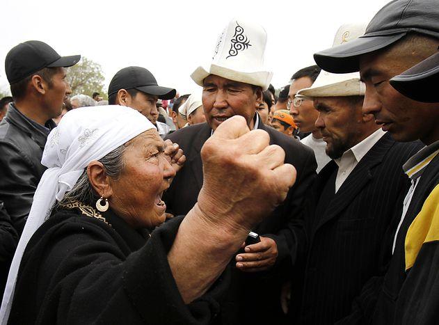 Image for Violencia en Kirguistán: El cinismo como única respuesta