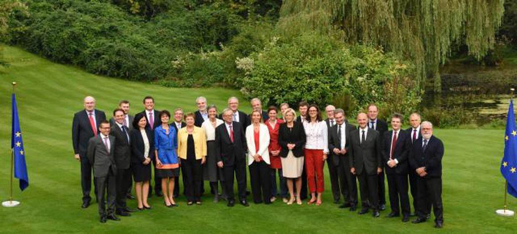 Image for European Commission: And the Nominees Are ...