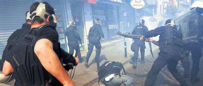 Image for Beine, Köpfe & der 1. Mai auf dem Istanbuler Taksim-Platz