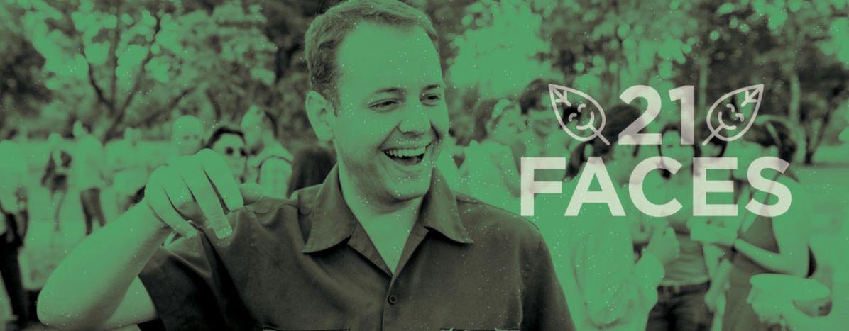 Image for Borislav Sandov: un politico (verde) controtendenza