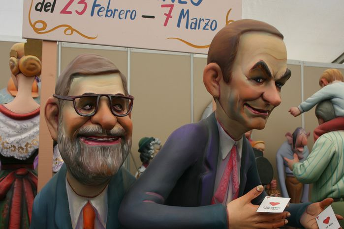 Image for Spain local elections in May 2011: indignant movement starts