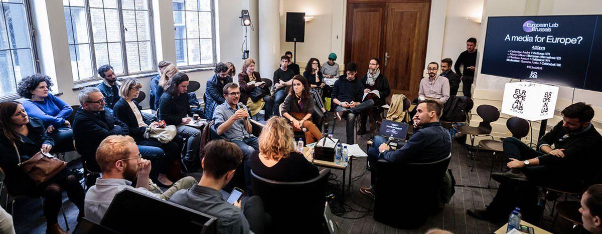Image for Cafébabel et les médias européens de demain