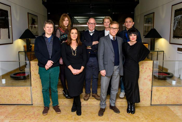 Image for Berlinale Day One: International Jury Press Conference
